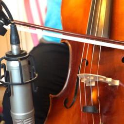 Celloquacious recording studio
