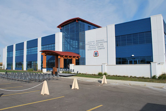 New Carpenters Training Facility LEED Certified