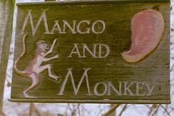 Mango and Monkey