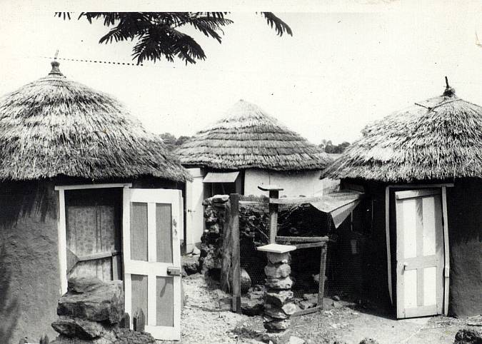 Gbeduuri --  early days.