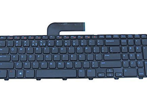 Dell Laptop Keyboard for Inspiron 15R N5110 M5110 4DFCJ (Black)