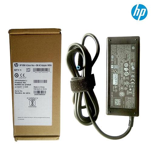 HP original 65w Charger For Pavilion, Elitebook, Probook, X360 series laptop