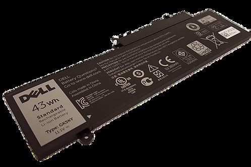 Dell Easyget Laptop Battery 0WF28 GK5KY 11.1V 43Wh for Inspiron P20T 11-3147