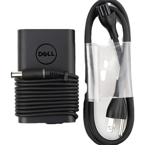 Dell 90W -19.5V4.62A Laptop Adapter (without Power Cord)-J62H3/CM889