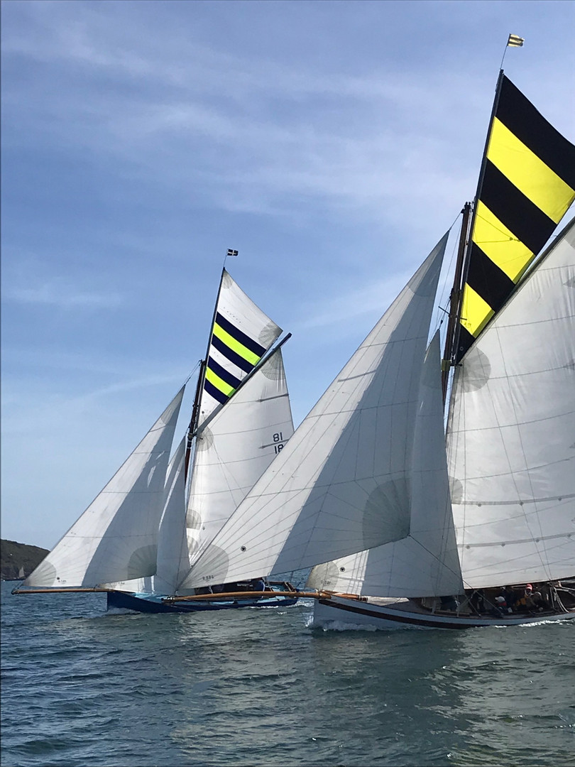 Falmouth Working Boats