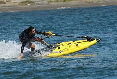 Powered Surfboarding (30 min)