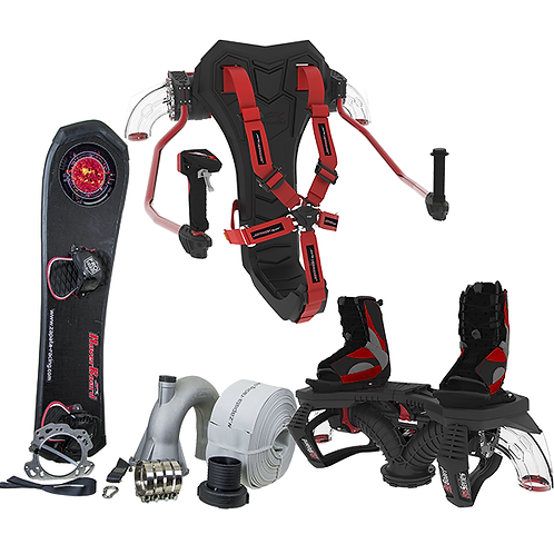 FLYBOARD + HOVERBOARD + JETPACK WITH DUAL SWIVEL SYSTEM