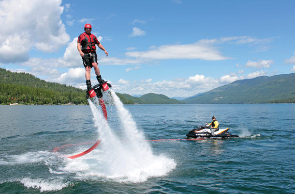 Xtreme Flyboarding (60 min)