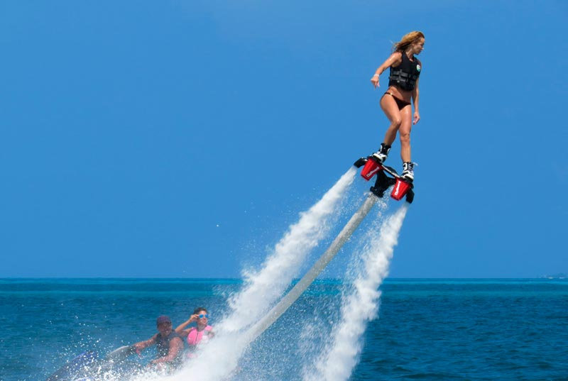 Xtreme Flyboarding (30 min)