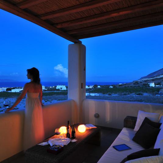 Private Veranda | Sea View