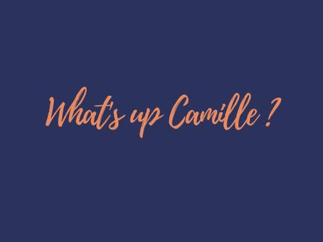 Un nouveau partenariat avec What's up Camille !