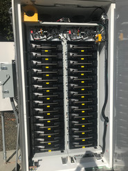 250kW Commercial Energy Storage solution