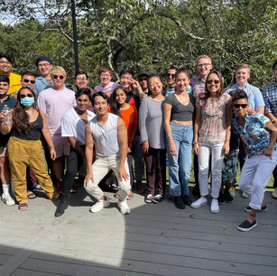 Group Photo from our 2021 QTAPI Social Event at a local Winery
