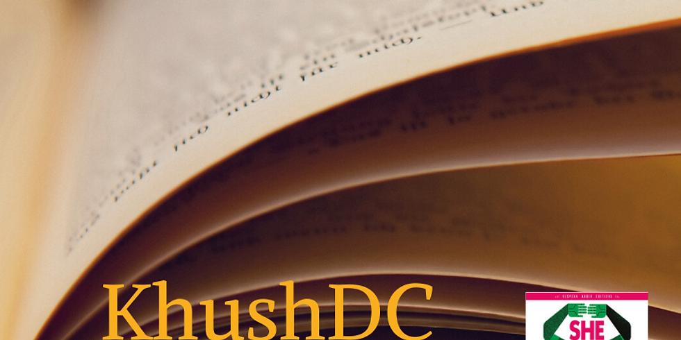 KhushDC Book Club September