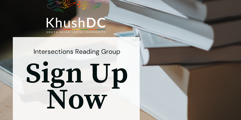 Intersections Reading Group