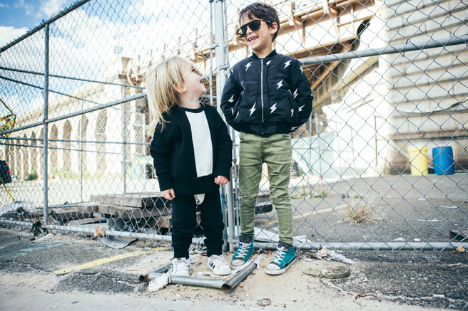 KIDS STYLE; WHERE WE SHOP