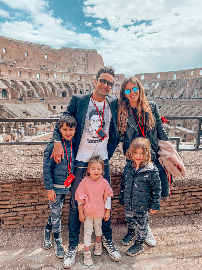 How To: Engage Children on a Week-Long Trip to a Foreign City+ Tips for Rome!