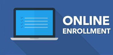 An Online Enrollment System Help to Complete Course Online Enrollment Easily