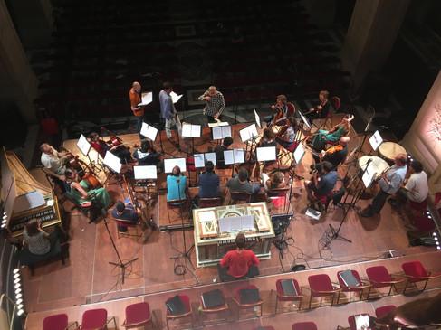 Stradivaria Répétition Te Deum