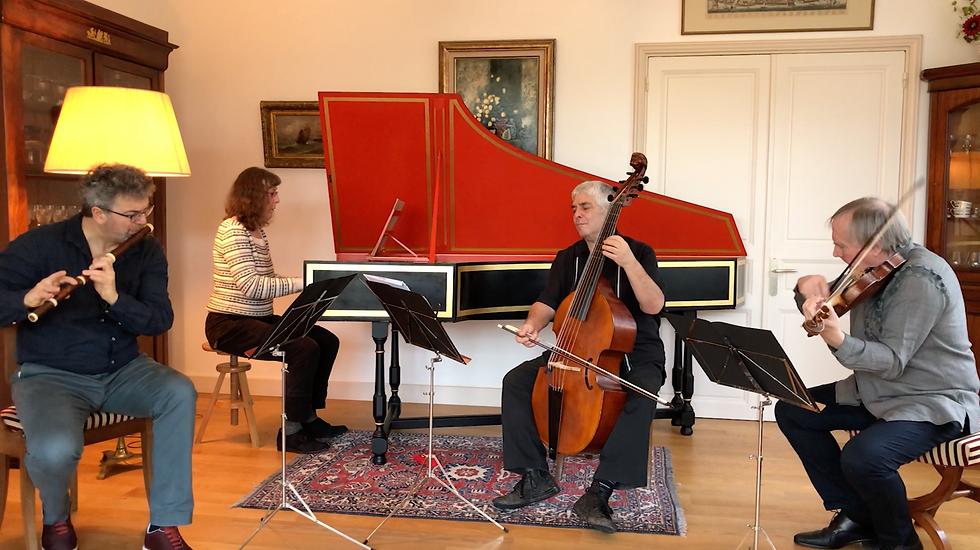 Parisers Quartet