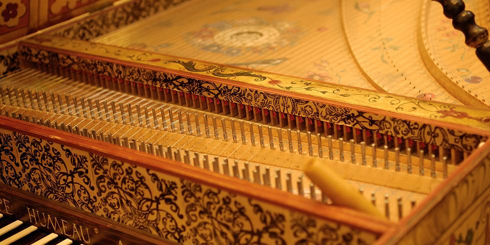 Concertos pour clavecin avec Bertrand Cuiller