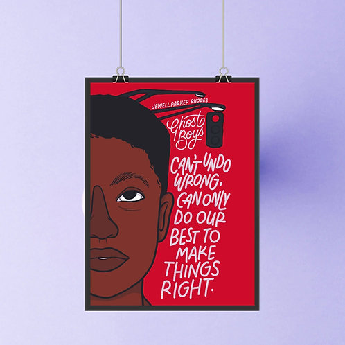 YA Lit Quote Poster Collection