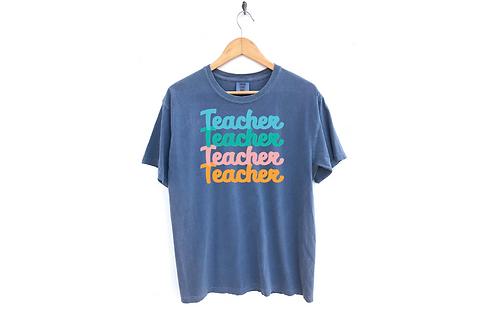 HELLO SPRING Teacher Tee