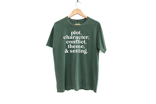 Story Elements Tee