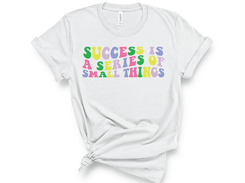 Success is a Series Tee