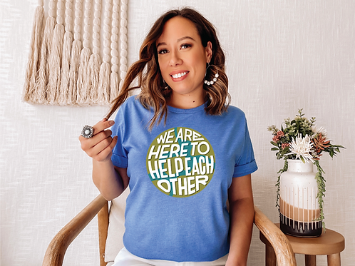 Help Each Other Tee