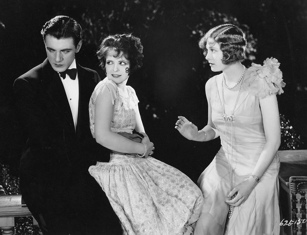 Gary, Clara Bow, & Esther Ralston