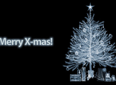 Merry Christmas! from Central Alabama X-Ray!!!