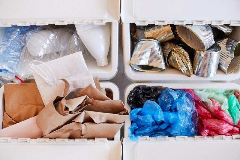 separacion de residuos alquiler de contenedores