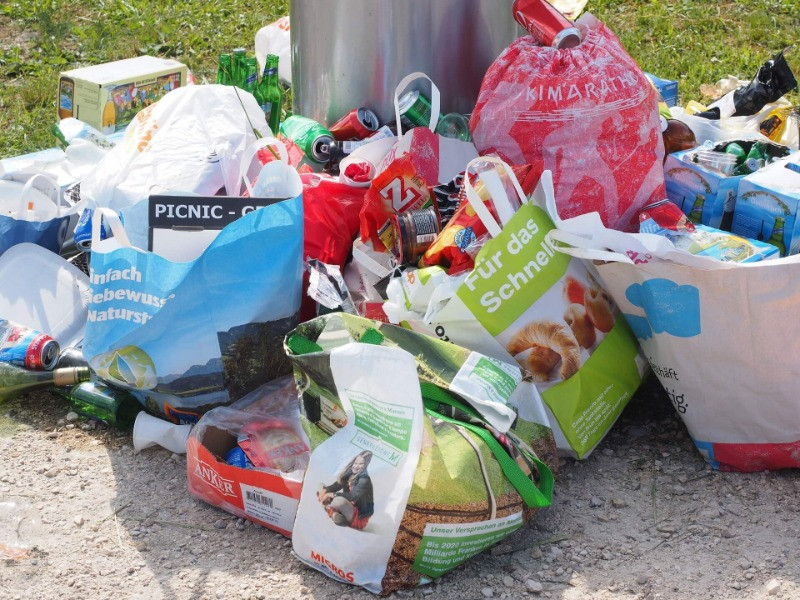 basura contenedores