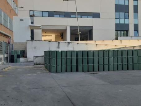 Noticias: Gestión de Residuos hospitalarios