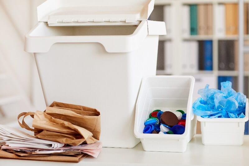 gestión de residuos Madrid