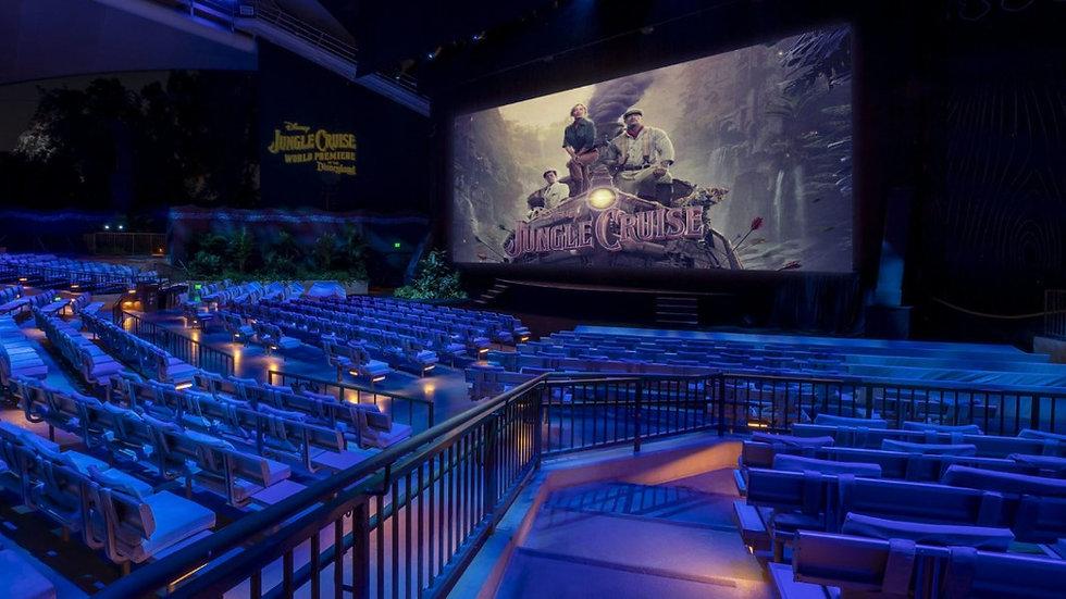 QSC loi uskomattoman ääniseikkailun Disneyn Jungle Cruisen ensi-iltaan.