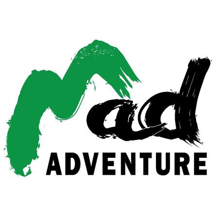 Mad adventure logo
