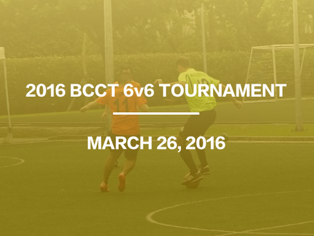 Mighty Shane FC Enter 2016 BCCT Tournament