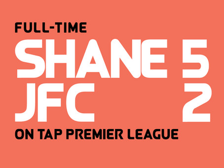 The Mighty Shane Secure 7th Place in End-of-Season Showdown with JFC