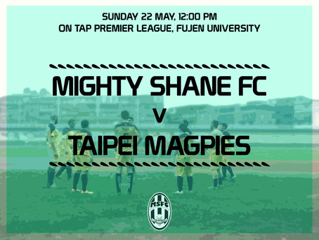MSFC to Take on Taipei Magpies
