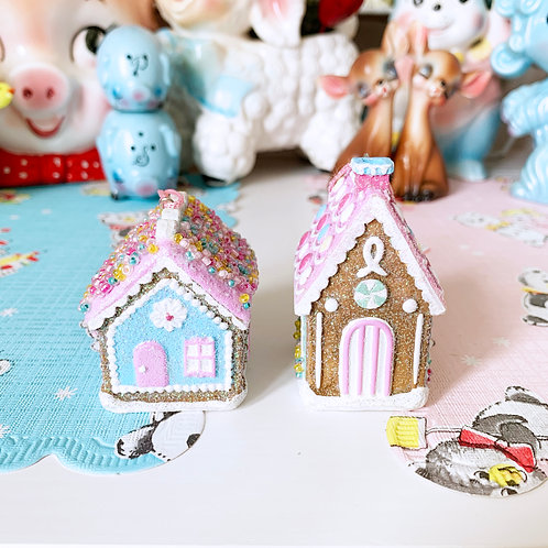 The Cutest Gingerbread House Christmas Decorations
