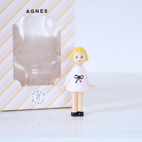 Lapin & Me Mini Agnes Doll