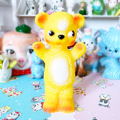 The Cutest Combex Bear Squeaky Toy