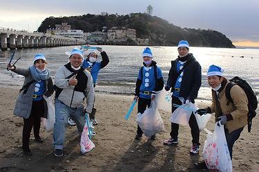 12/19ブルーサンタ江ノ島ゴミ拾い_201219_1.jpg