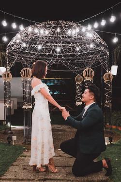 Proposal Photography Photoshoot Singapore