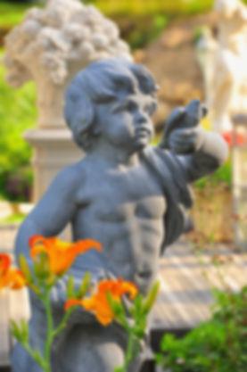 patsasnäyttely, puutarhanäyttely, myyntinäyttely, puutarha, puutarhan taide, puutarhataide, puutarhasuunnittelu, patsaat, suihkulahde, patsas, figuuri, ruukku, kukkaruukku, antiikkipatsaat, vesielementit, vesielementti, neljä elementtiä, The Four Element