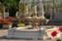 patsasnäyttely, puutarhanäyttely, myyntinäyttely, puutarha, puutarhan taide, puutarhataide, puutarhasuunnittelu, patsaat, suihkulahde, patsas, figuuri, ruukku, kukkaruukku