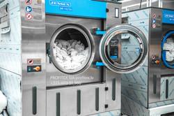 washing machine JENSEN Profitex 027