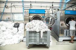 washing machine JENSEN Profitex 002